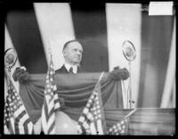 Coolidge's Lincoln Day address